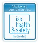 ias health and safety Logo